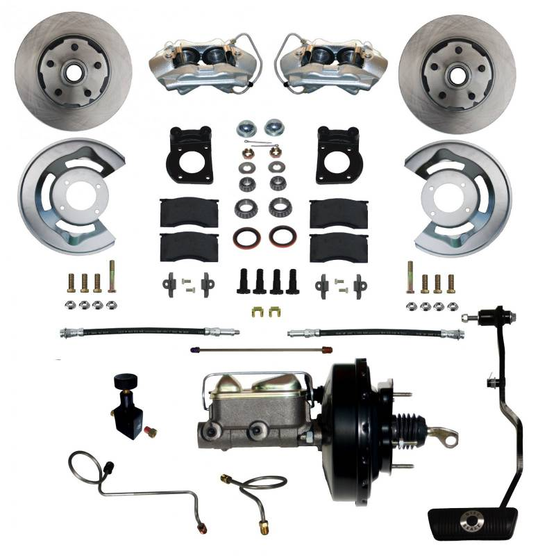 Power Brake Kit - Automatic Transmission