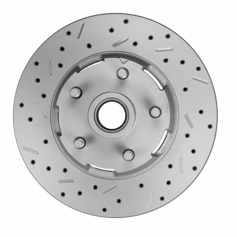 Brakes And Rotors Kit >> Mopar Disc Brake Conversion | Front Disc Brake Conversion Kit