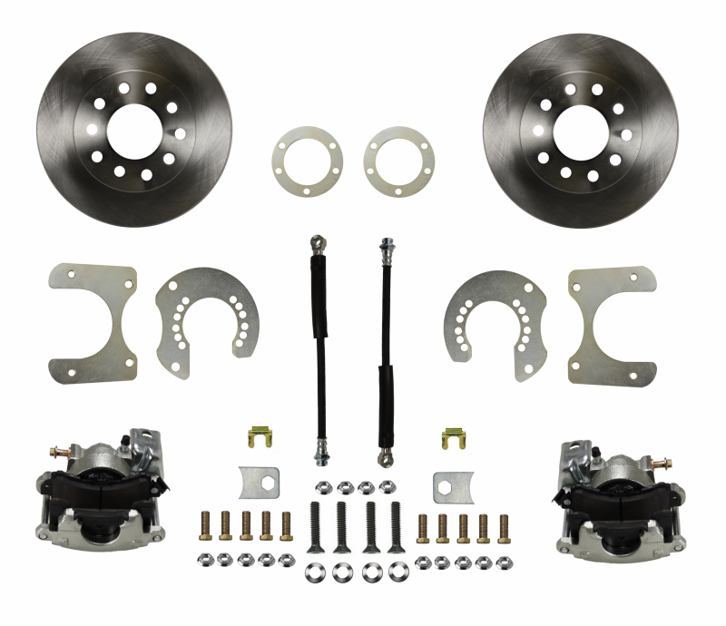 Rear Disc Brake Conversion Kit | Mopar 8-3/4 9-3/4 Rear Axles