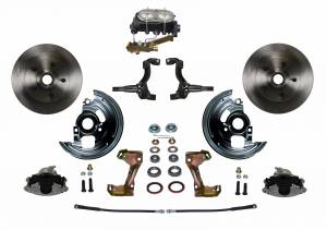 Manual Front Kit - Stock Ride Height - _Standard Kit