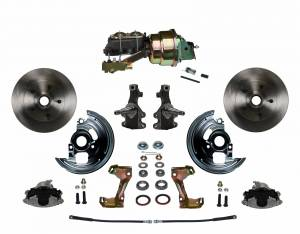 "Power Front Kit - 2"" Drop Spindles - _Standard Kit"