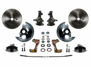 "Spindle Mount Kit - 2"" Drop Spindles - _Standard Kit"