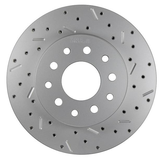 Rear Disc Brake Conversion Kit with MaxGrip XDS Rotors   Ford 9