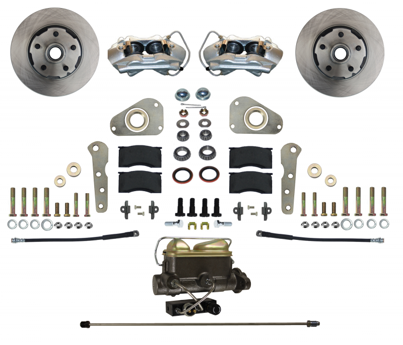 Ford Galaxie Front Disc Brake Conversion Kits | Ford Brake Parts