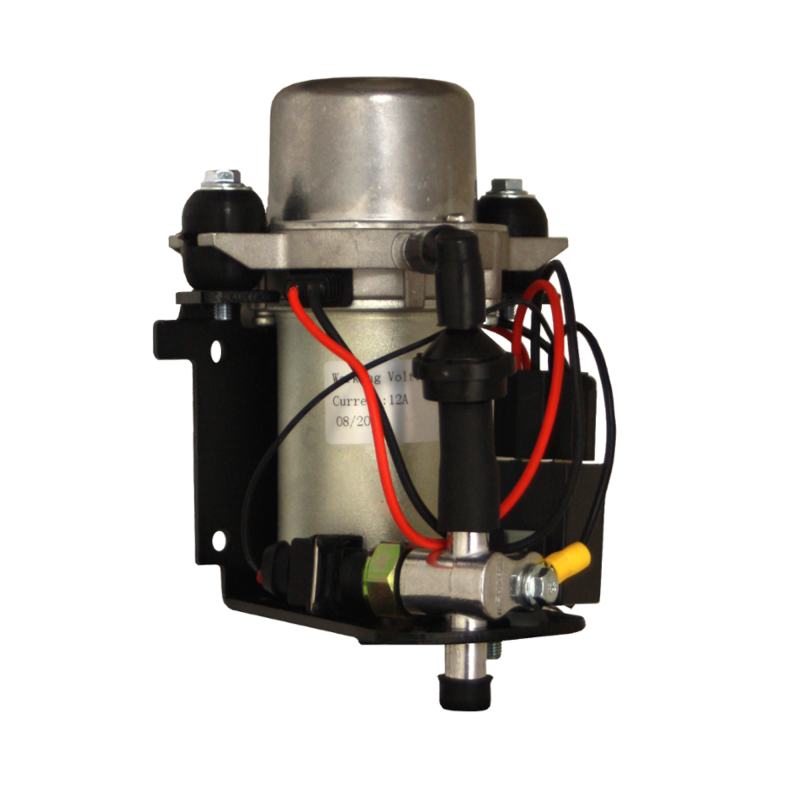 Black Bandit Electric Vacuum Pump Kit | Brake Vacuum Booster
