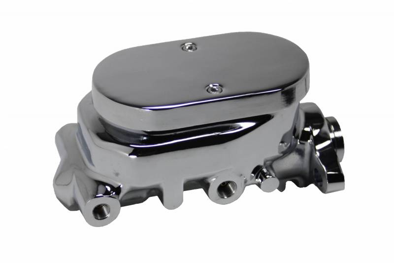 Bore Flat Top master 1-1//8 Inch Dual power booster Leed Brakes G96 8 Inch
