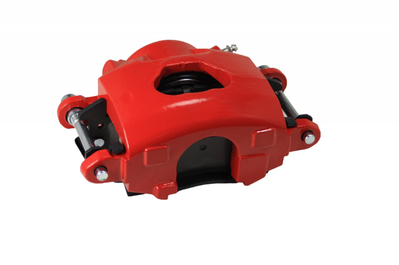 Red Powder Coated Caliper - Right Hand