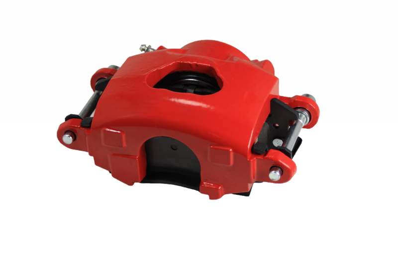 Red Powder Coated Caliper - Left Hand