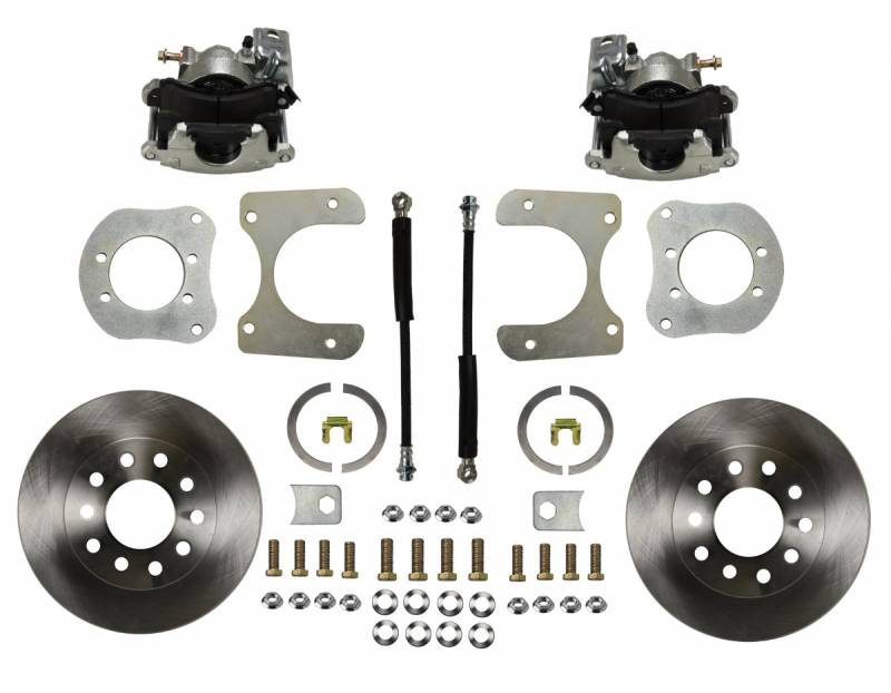 Rear Disc Brake Conversion Kit | Dana 35, Dana 44, Chrysler 8-1/4