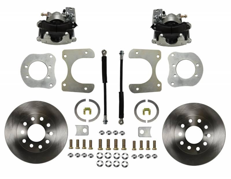 Rear Disc Brake Conversion Kit | Dana 35, Dana 44, Chrysler