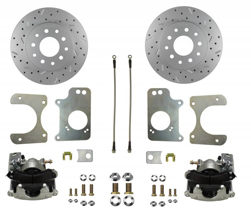 MaxGrip XDS Rotors - 82-92 Camaro & Firebird