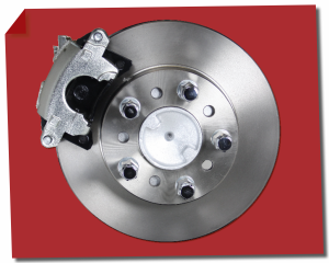 Rear Disc Brake Conversion Kits - Standard Rear Disc Brake Conversion Kits