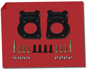 Disc Brake Caliper Bracket Front Right Cardone Reman fits 96-98 Mazda MPV