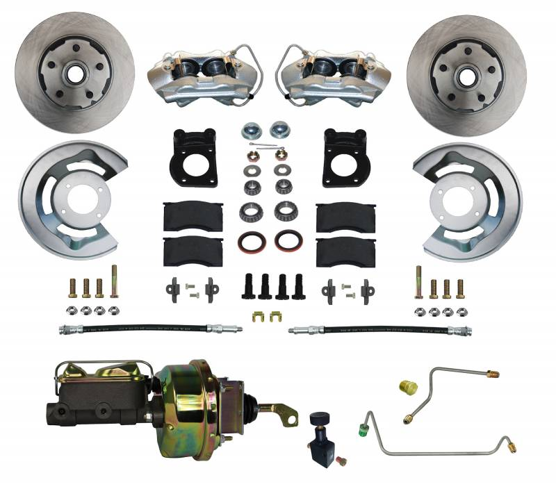 Base Power Brake Kit