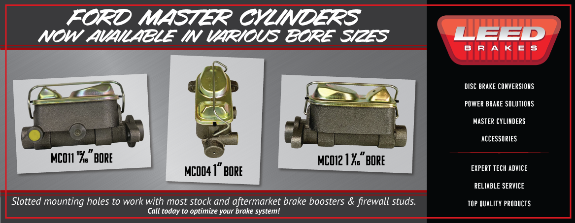 Ford Master Cylinders