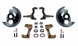 LEED Brakes - Spindle Kit - Front Conversion Kit - Mini kit