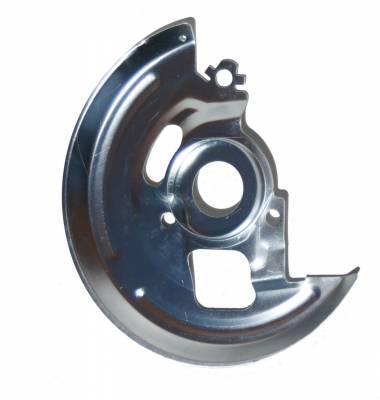 LEED Brakes - Dust Shield - GM AFX body LH