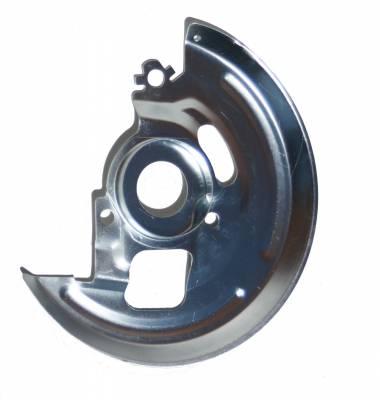 LEED Brakes - Dust Shield - GM AFX body RH