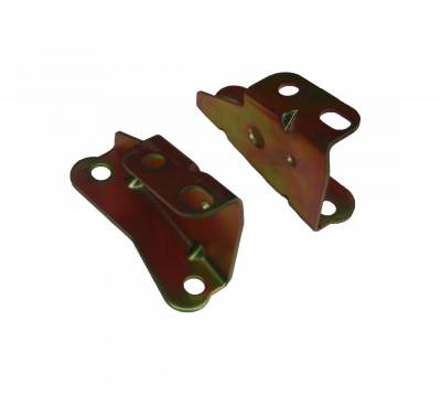 LEED Brakes - Booster Bracket set AFX Body (Zinc)
