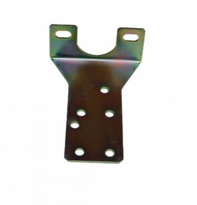 LEED Brakes - Proportioning Valve mounting bracket - Bottom (zinc)