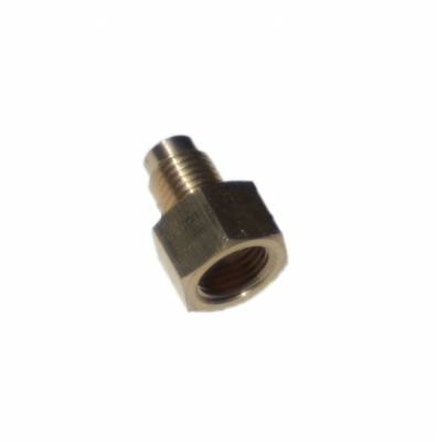 LEED Brakes - Fitting adapter 3/8-24 male to 7/16-24 female