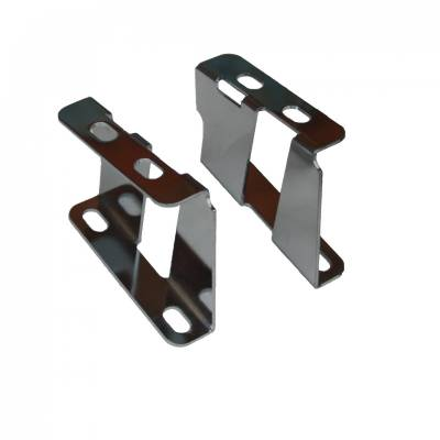 LEED Brakes - Booster Bracket Set 1955-58 Belair (Chrome)