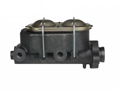 LEED Brakes - m/c 1-1/8 bore with pwr left side outlet