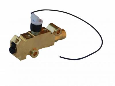 LEED Brakes - Proportioning Valve Kit - Disc/Disc Brass