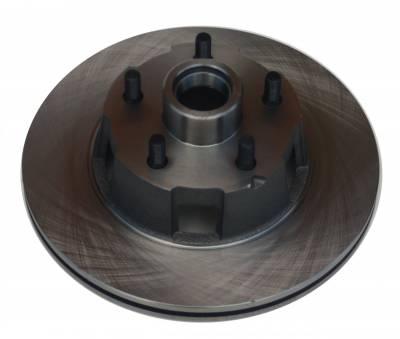 LEED Brakes - Rotor 11 inch 65-67 Mustang 4 Piston