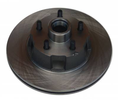 LEED Brakes - Rotor 11 inch 68-73 Mustang 4 Piston