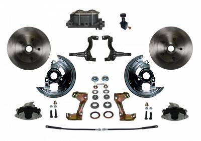 GM AFX Manual Disc Brake Conversion Kit