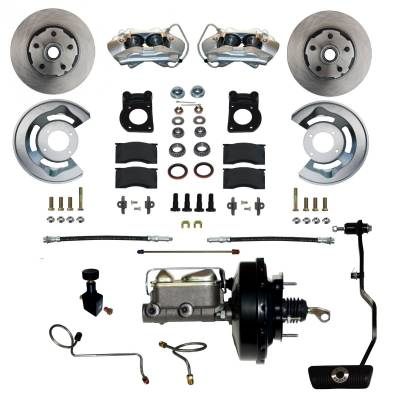 1970 Mustang Drum to Disc Brake Conversion Kit