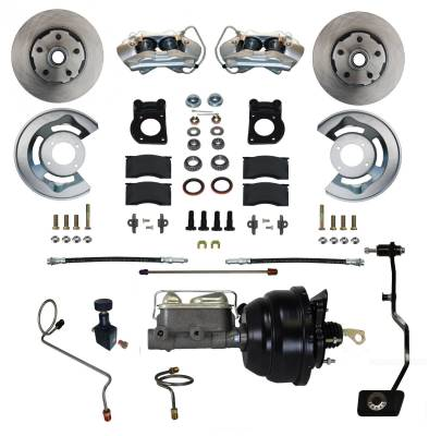 1967-69 Ford Mustang Disc Brake Conversion Kit