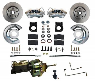 1965-66 Mustang Power Disc Brake Conversion Kit