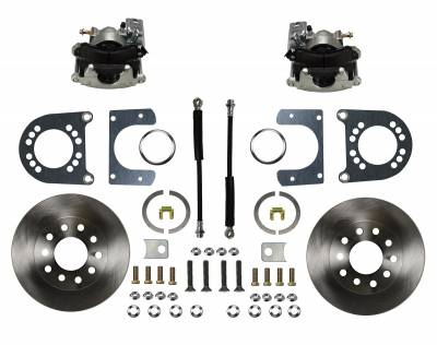 "Ford 8"" & 9"" Small Bearing rear disc brake conversion"