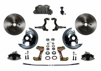 GM AFX Manual Disc Brake Conversion Kit