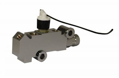 4 wheel disc brake proportioning valve chrome