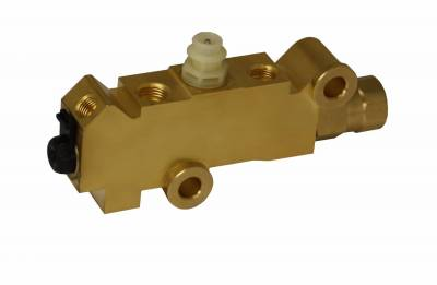 PV2 Front disc brass proportioning valve