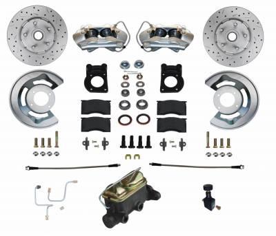 Mustang Front Disc Brake conversion Kit
