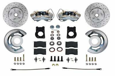 Mustang Front Disc Brake Conversion Kit