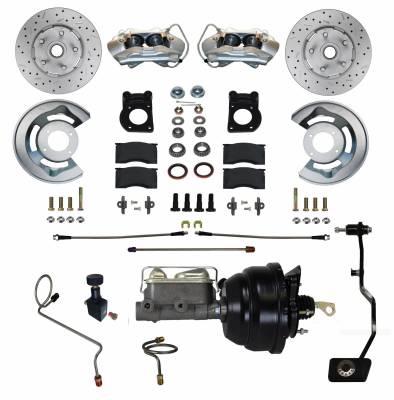 Mustang Disc brake conversion Kit