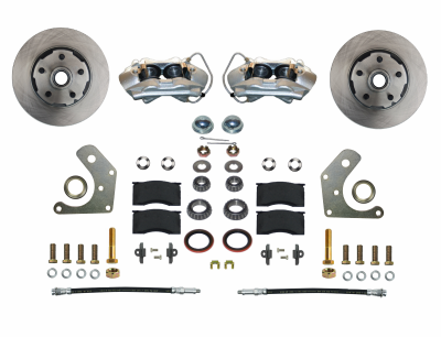 Mopar B & E body Disc Brake Kit