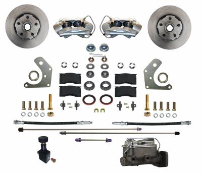 Mopar Manual Front Disc Brake Conversion