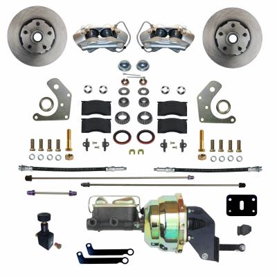 Mopar Power Front Disc Brake Conversion