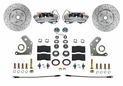 GPS Automotive MaxGrip XDS Mopar Disc Brake Conversion