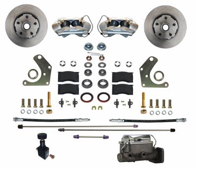 GPS Automotive Mopar C Body Manual Disc Brake Conversion