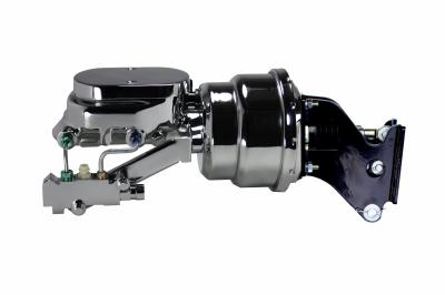 67-72 C10 Truck Chrome  Power Brake Booster