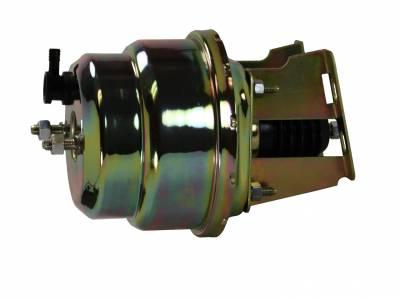 LEED Brakes - 7 inch Dual power booster (Zinc)