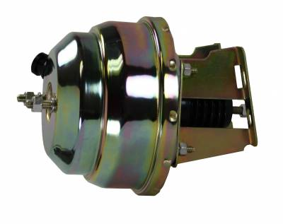 LEED Brakes - 8 inch Dual power booster  (zinc)