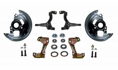 Camaro Chevelle Mini Disc Brake Conversion Kit